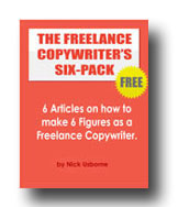 Make 6 figures as a freelance copywriter